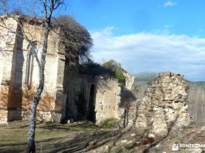 Monasterio Bonaval,Cañón del Jarama; batuecas la alpujarra granadina la isla rascafria pantano del